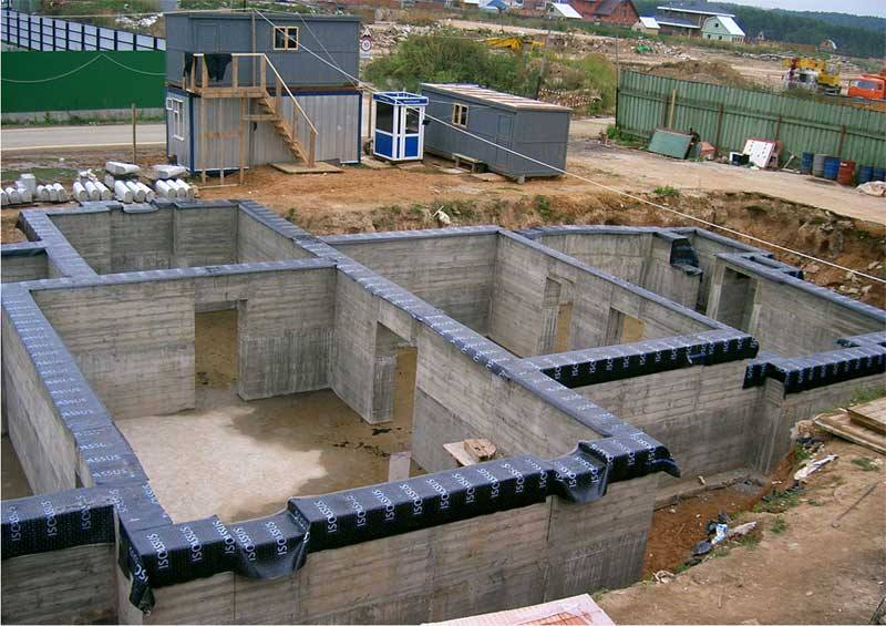 Шведская плита технология строительства в Мытищах